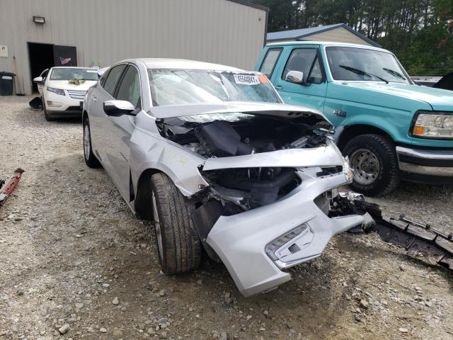 Salvage cars for sale from Copart Seaford, DE: 2016 Chevrolet Malibu LT