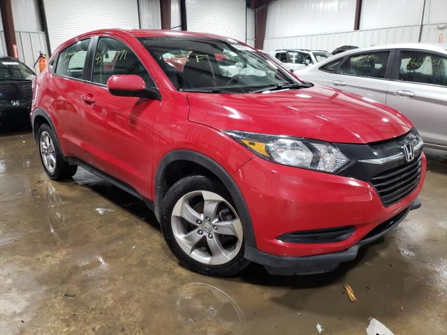 Salvage cars for sale from Copart West Mifflin, PA: 2018 Honda HR-V LX