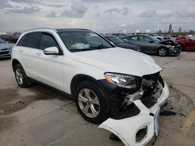Vehiculos salvage en venta de Copart New Orleans, LA: 2017 Mercedes-Benz GLC 300