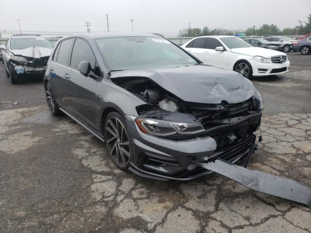 Salvage cars for sale from Copart Pennsburg, PA: 2019 Volkswagen Golf R