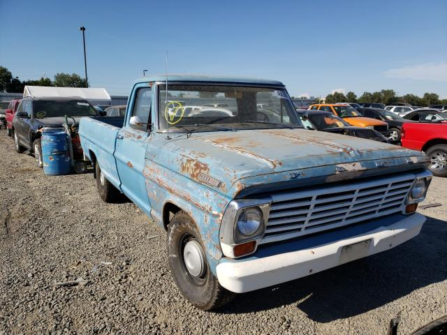 FORD F100 1967 0
