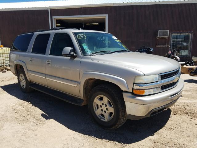 Salvage cars for sale from Copart Billings, MT: 2004 Chevrolet Suburban K