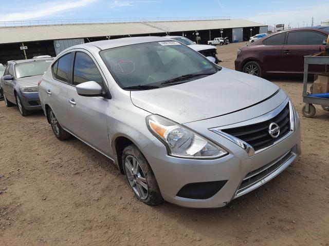 Vehiculos salvage en venta de Copart Phoenix, AZ: 2017 Nissan Versa S