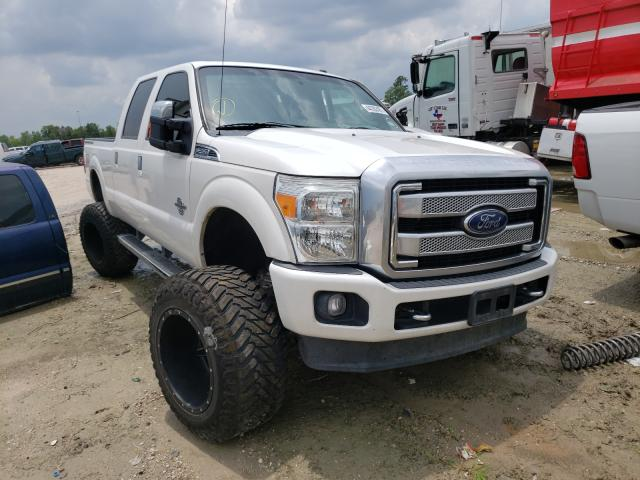 Salvage cars for sale from Copart Houston, TX: 2015 Ford F250 Super