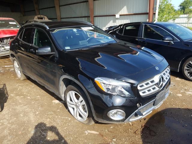 2018 Mercedes-Benz GLA 250 4M en venta en Houston, TX