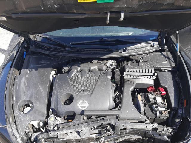 2011 NISSAN MAXIMA S 1N4AA5APXBC838795