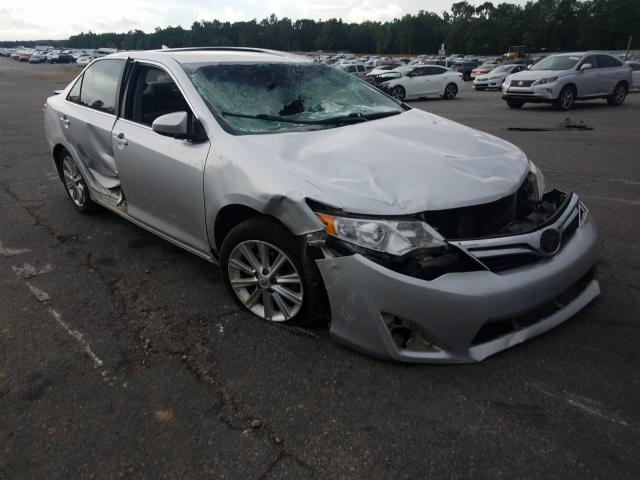 Salvage cars for sale from Copart Eight Mile, AL: 2012 Toyota Camry SE