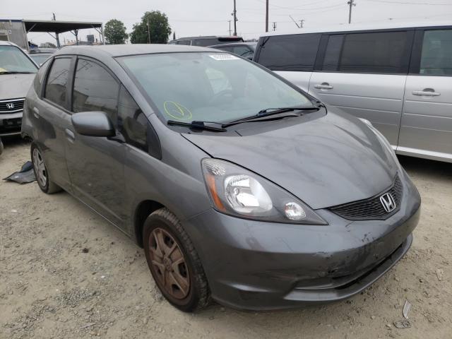 Vehiculos salvage en venta de Copart Los Angeles, CA: 2013 Honda FIT