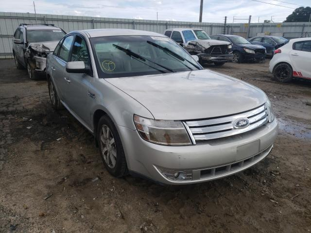 Salvage cars for sale at Conway, AR auction: 2008 Ford Taurus SEL