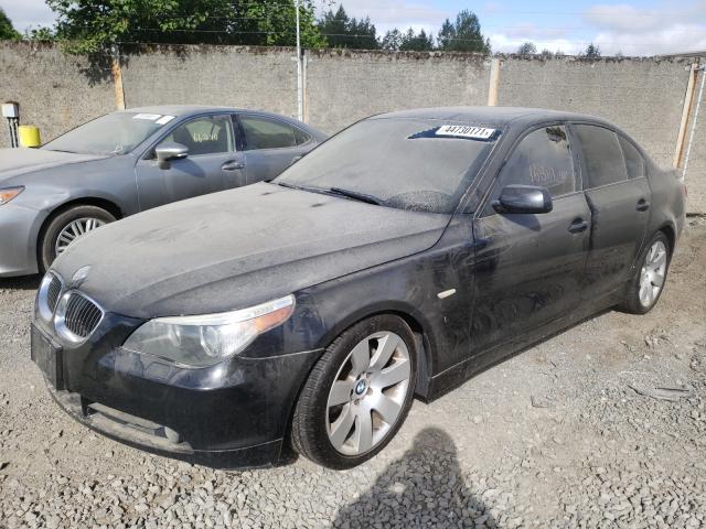 BMW 5 SERIES 2007 1
