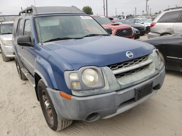 Vehiculos salvage en venta de Copart Los Angeles, CA: 2004 Nissan Xterra XE