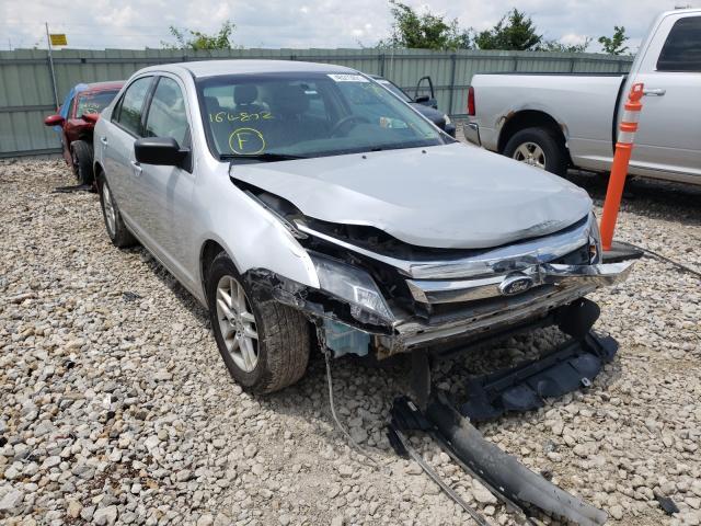 Vehiculos salvage en venta de Copart Kansas City, KS: 2011 Ford Fusion S