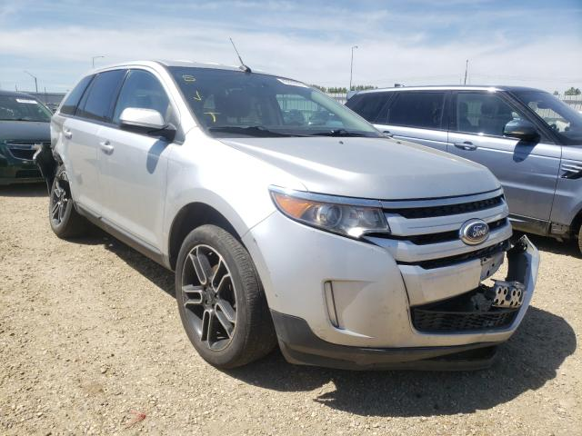 Salvage 2014 FORD EDGE - Small image. Lot 45553701