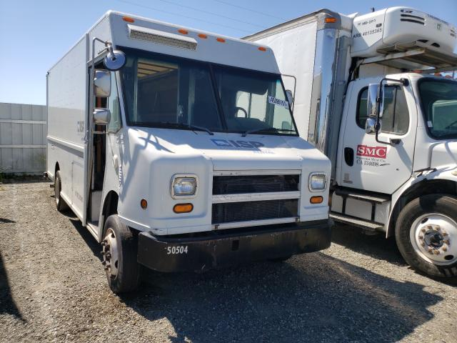 Salvage cars for sale from Copart Vallejo, CA: 2001 Freightliner Chassis M