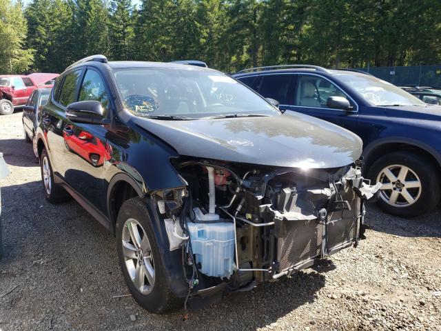 Vehiculos salvage en venta de Copart Graham, WA: 2015 Toyota Rav4 XLE