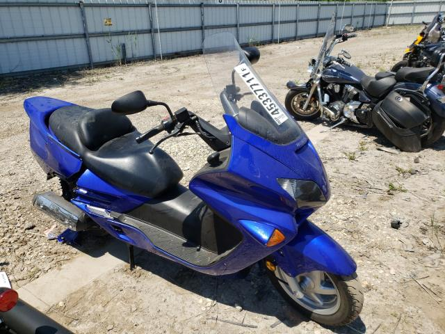 Salvage cars for sale from Copart Elgin, IL: 2006 Honda NSS250