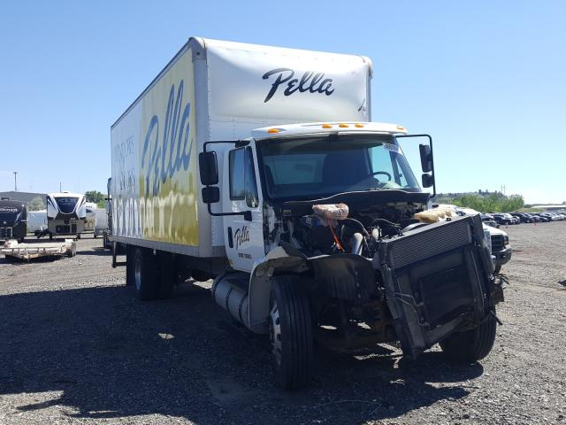 Salvage cars for sale from Copart Billings, MT: 2018 International 4000 4400