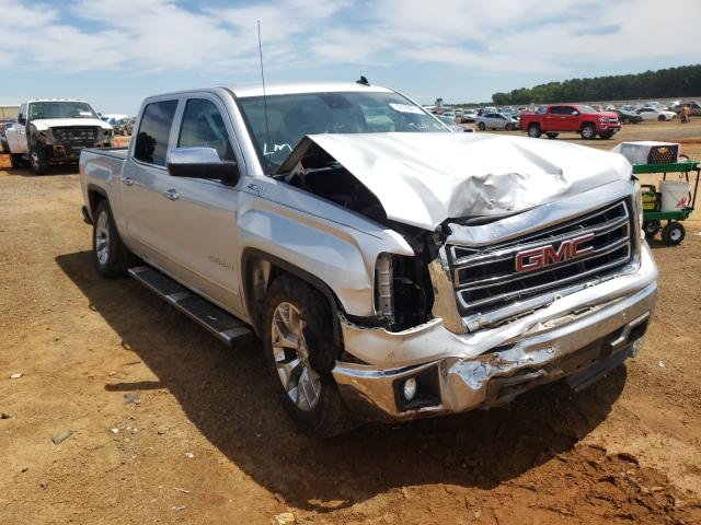 Salvage cars for sale from Copart Longview, TX: 2014 GMC Sierra K15