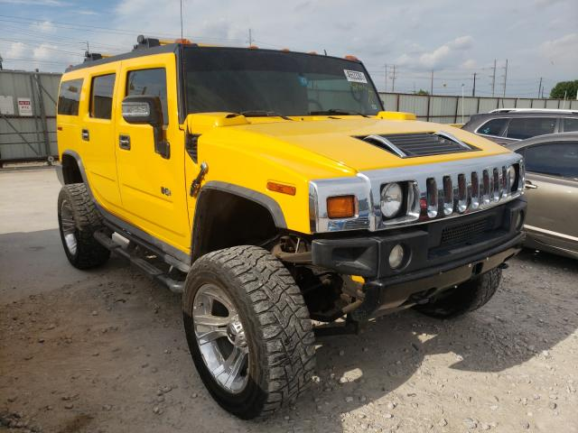 Hummer H2 salvage cars for sale: 2007 Hummer H2