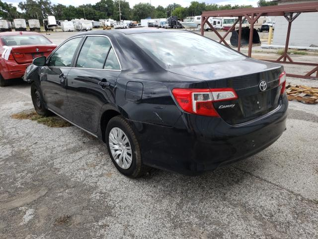 2013 TOYOTA CAMRY L 4T4BF1FK9DR275596