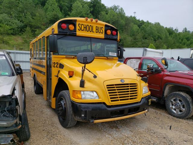 Salvage cars for sale from Copart Hurricane, WV: 2013 Blue Bird School Bus