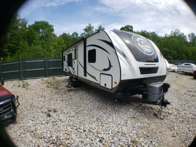 Evergreen Rv salvage cars for sale: 2016 Evergreen Rv Trailer