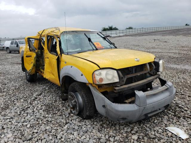 Salvage cars for sale from Copart Louisville, KY: 2001 Nissan Frontier X