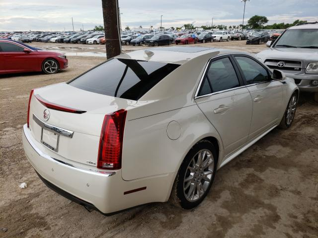 2013 CADILLAC CTS PREMIUM COLLECTION