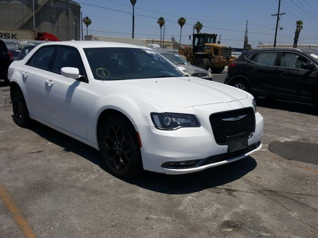 Salvage cars for sale from Copart Wilmington, CA: 2019 Chrysler 300 S