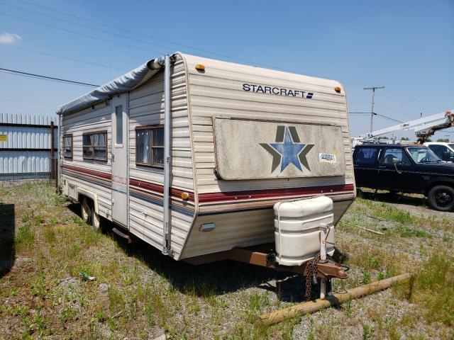 Starcraft salvage cars for sale: 1988 Starcraft Camp Trail