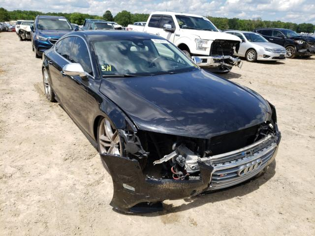 Salvage cars for sale from Copart Conway, AR: 2014 Audi S7 Premium