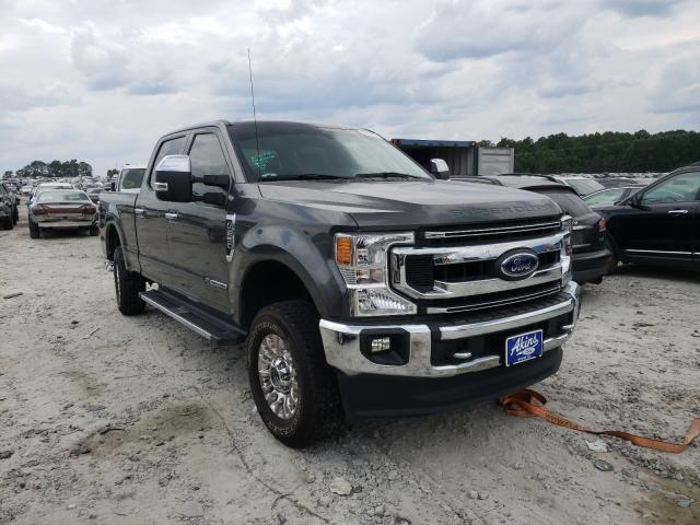 Salvage cars for sale from Copart Loganville, GA: 2020 Ford F250 Super