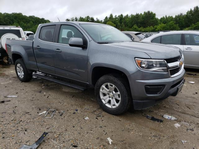 Salvage cars for sale from Copart Hampton, VA: 2018 Chevrolet Colorado L