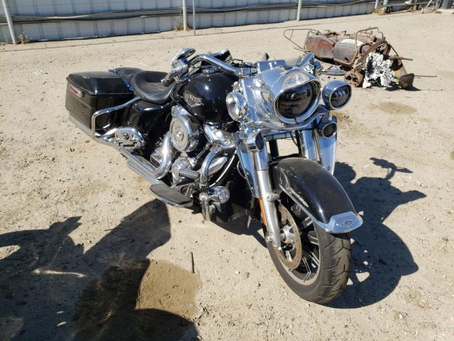Salvage cars for sale from Copart Bakersfield, CA: 2018 Harley-Davidson Flhr Road