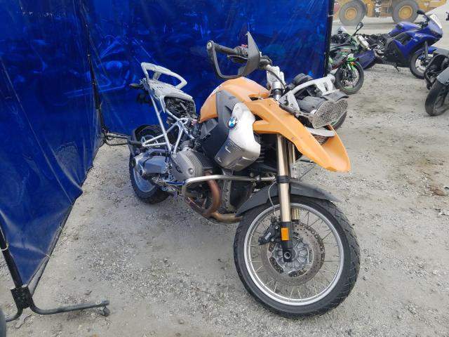 BMW salvage cars for sale: 2009 BMW R1200 GS