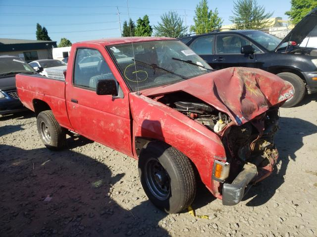 Salvage cars for sale from Copart Eugene, OR: 1995 Nissan Truck E/XE