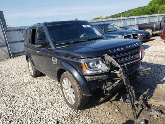 Land Rover LR4 salvage cars for sale: 2015 Land Rover LR4