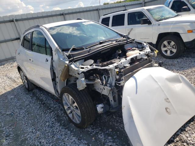 Salvage cars for sale at Prairie Grove, AR auction: 2018 Buick Encore PRE