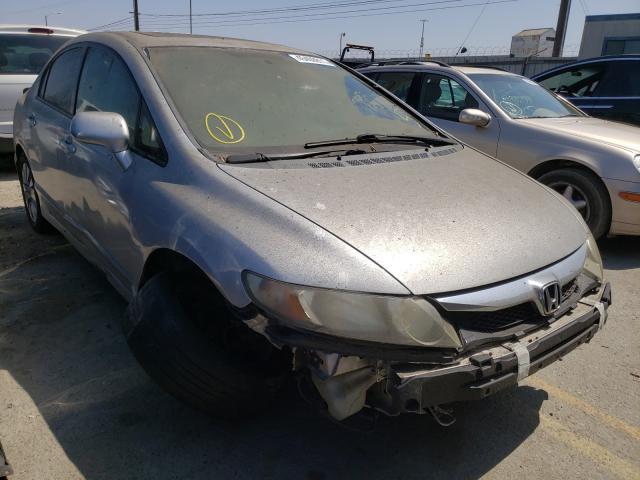 Vehiculos salvage en venta de Copart Los Angeles, CA: 2011 Honda Civic EXL