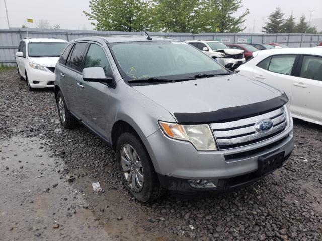 Salvage cars for sale from Copart Ontario Auction, ON: 2007 Ford Edge SEL P