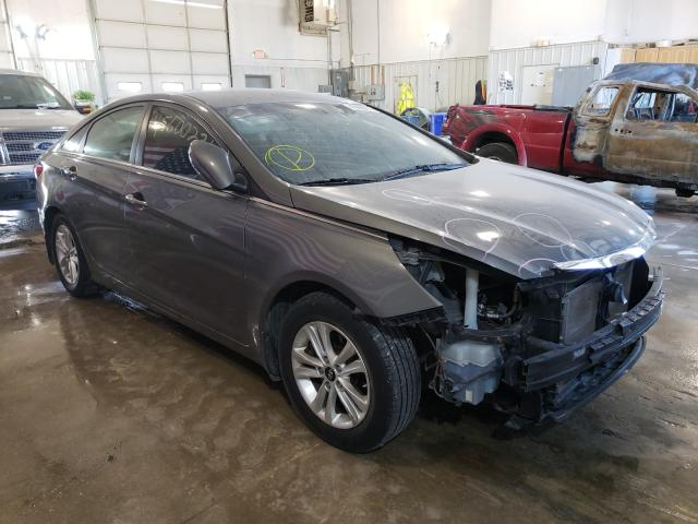Salvage cars for sale from Copart Columbia, MO: 2013 Hyundai Sonata GLS