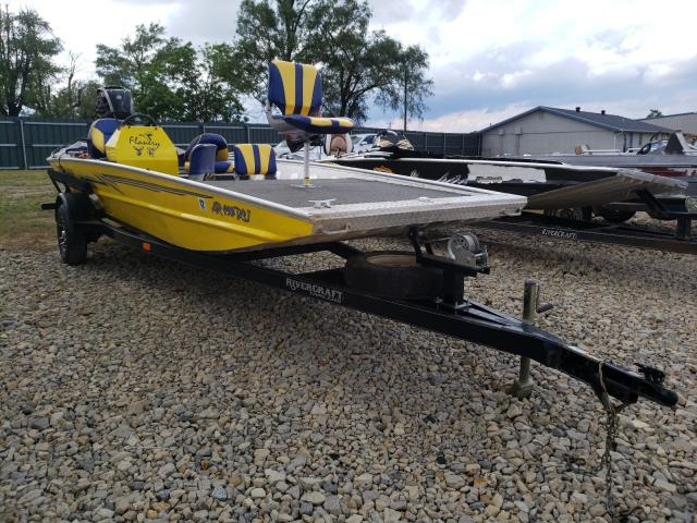 Salvage cars for sale from Copart Sikeston, MO: 2008 Blaze Boat
