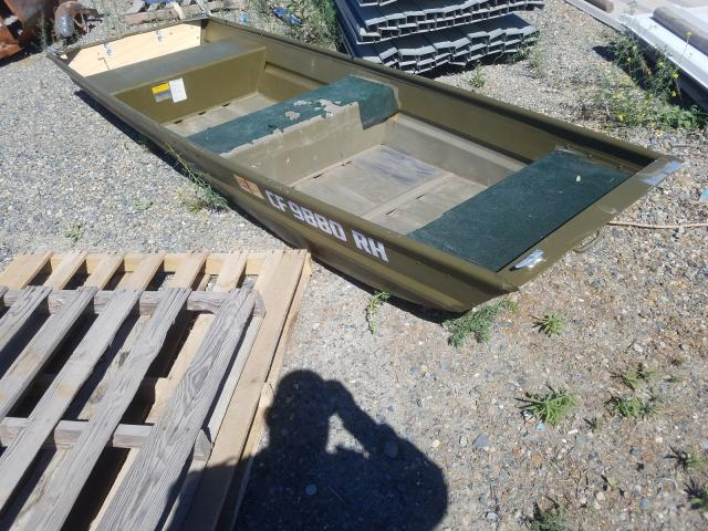 Boat salvage cars for sale: 2006 Boat John Boat