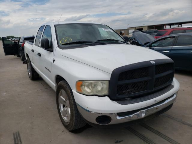 Salvage cars for sale from Copart Wilmer, TX: 2003 Dodge RAM 1500 S