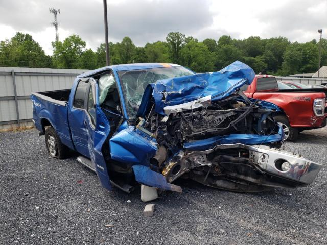 Salvage trucks for sale at York Haven, PA auction: 2012 Ford F150 Super