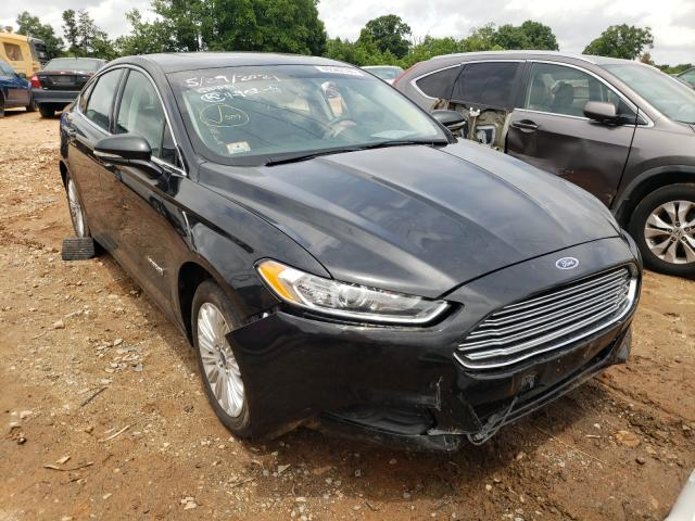 Salvage cars for sale from Copart China Grove, NC: 2015 Ford Fusion SE