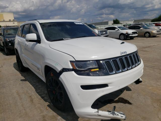 Salvage cars for sale from Copart Tulsa, OK: 2015 Jeep Grand Cherokee