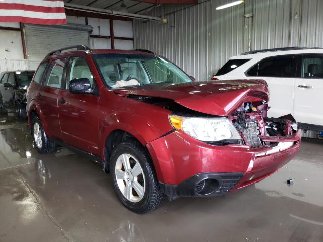 Salvage cars for sale from Copart Albany, NY: 2012 Subaru Forester 2
