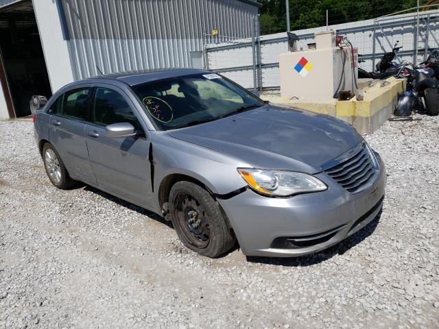 Vehiculos salvage en venta de Copart Rogersville, MO: 2013 Chrysler 200 LX