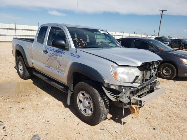 Salvage cars for sale from Copart Andrews, TX: 2012 Toyota Tacoma Prerunner